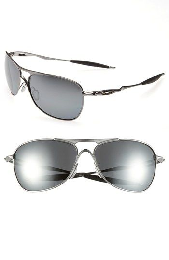 e8d925691e Oakley  Crosshair  62mm Polarized Sunglasses available at  Nordstrom  Lead   Fall