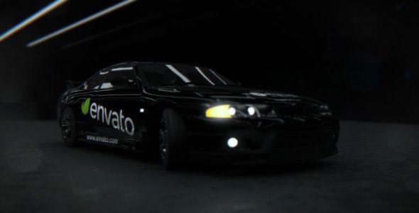 Tuner Car Logo | Code Script | Car logos, Tuner cars, Car
