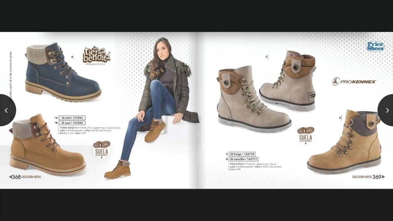 92f9fa1e Catálogo Price Shoes botas 2016-17 | Moda Para Chicas