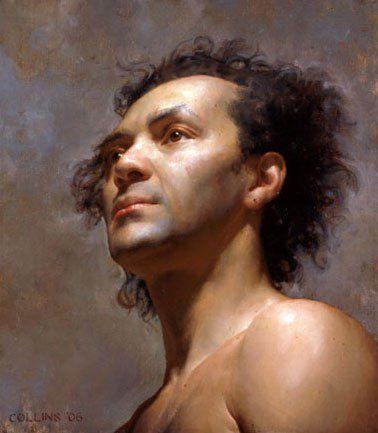 Jacob Collins 1964 Jacob Collins Portrait Painting Portrait