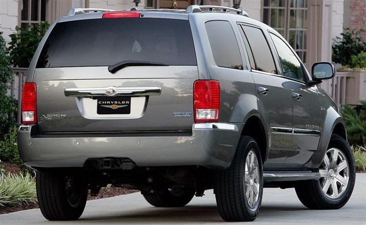 2017 Chrysler Aspen Review And Rumors Http Www Usautowheels