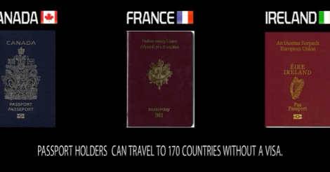 Fresh Up Guys Top Most Powerful Passports In The World - World most powerful country list 2014