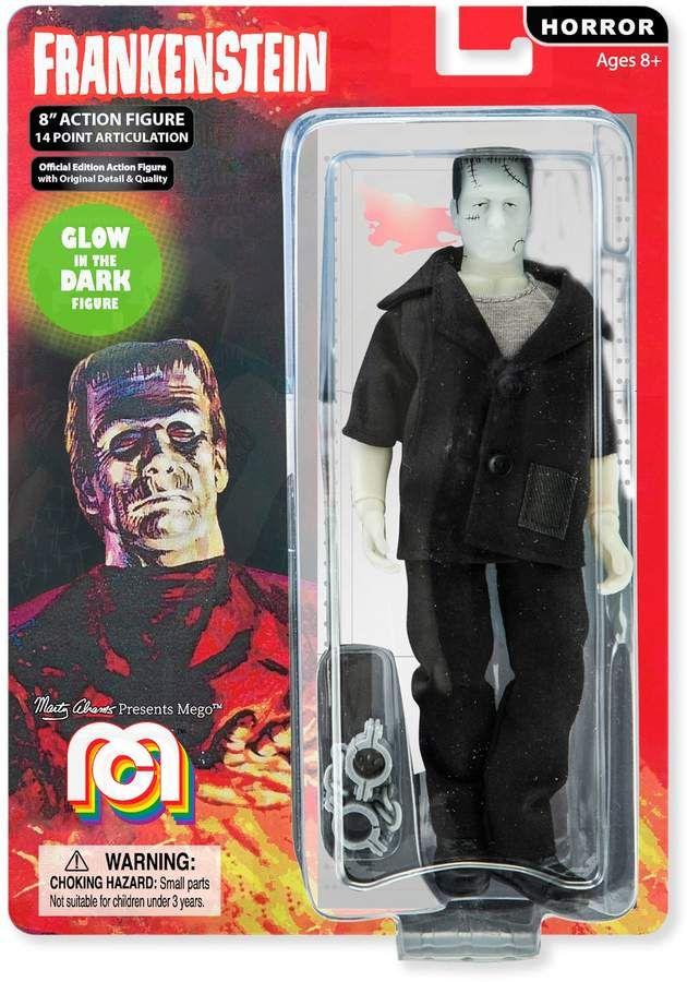 Mego 8Inch Frankenstein Action Figure