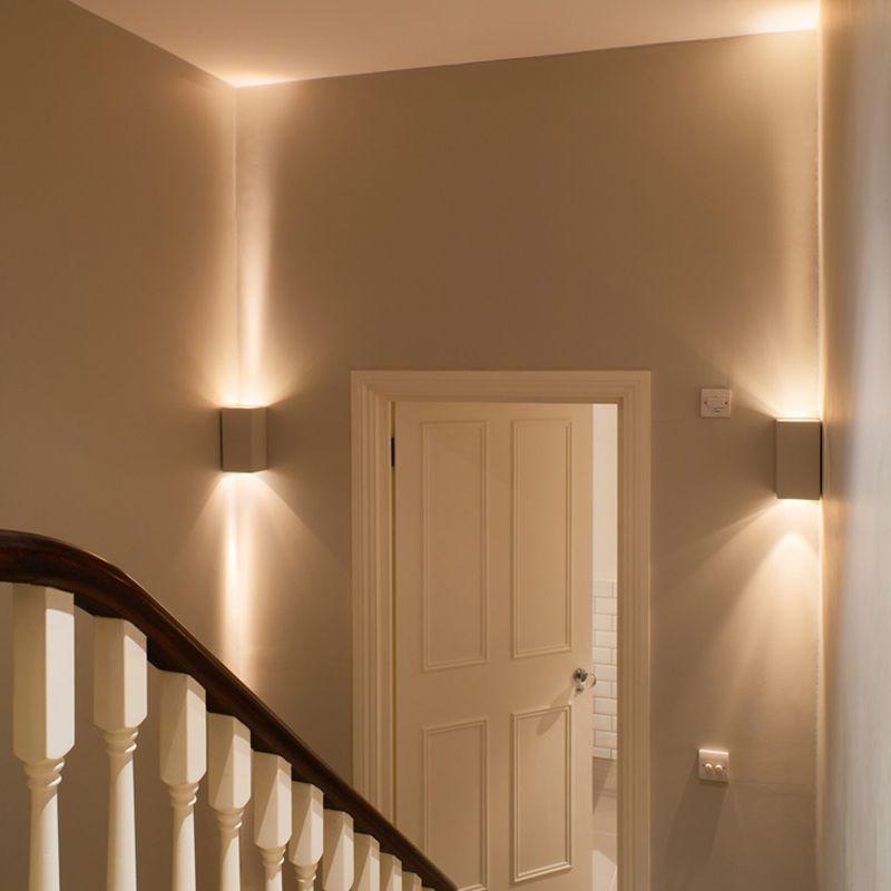 Plaster square led john cullen lighting