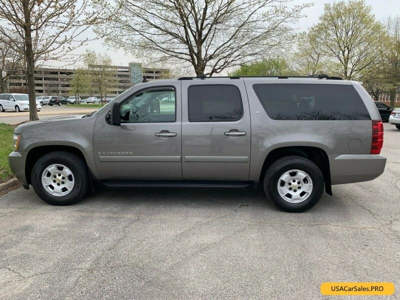Car For Sale 2007 Chevrolet Suburban