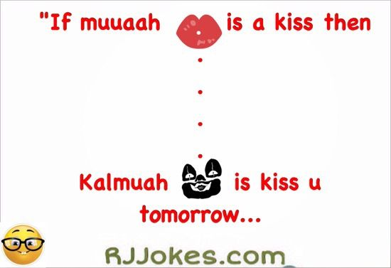 Valentine Day Jokes If Muuaah Is Kiss Then Whatsapp Text Jokes Sms Hindi Indian Sms Jokes Valentines Day Jokes Text Jokes
