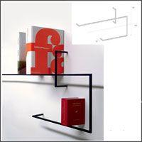 Shlezinka - Yedidia Blonder - Quattro Line Bookshelf