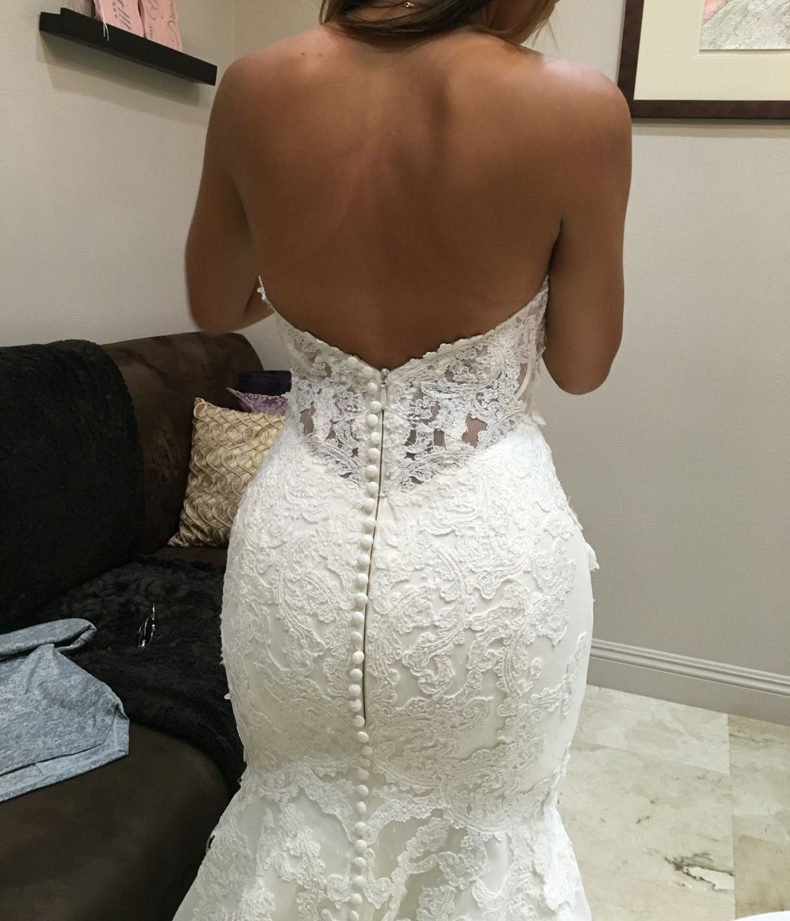 Wedding Venues Near Me Cheap: First Round Of Alterations For My Wedding Dress!!! Matthew