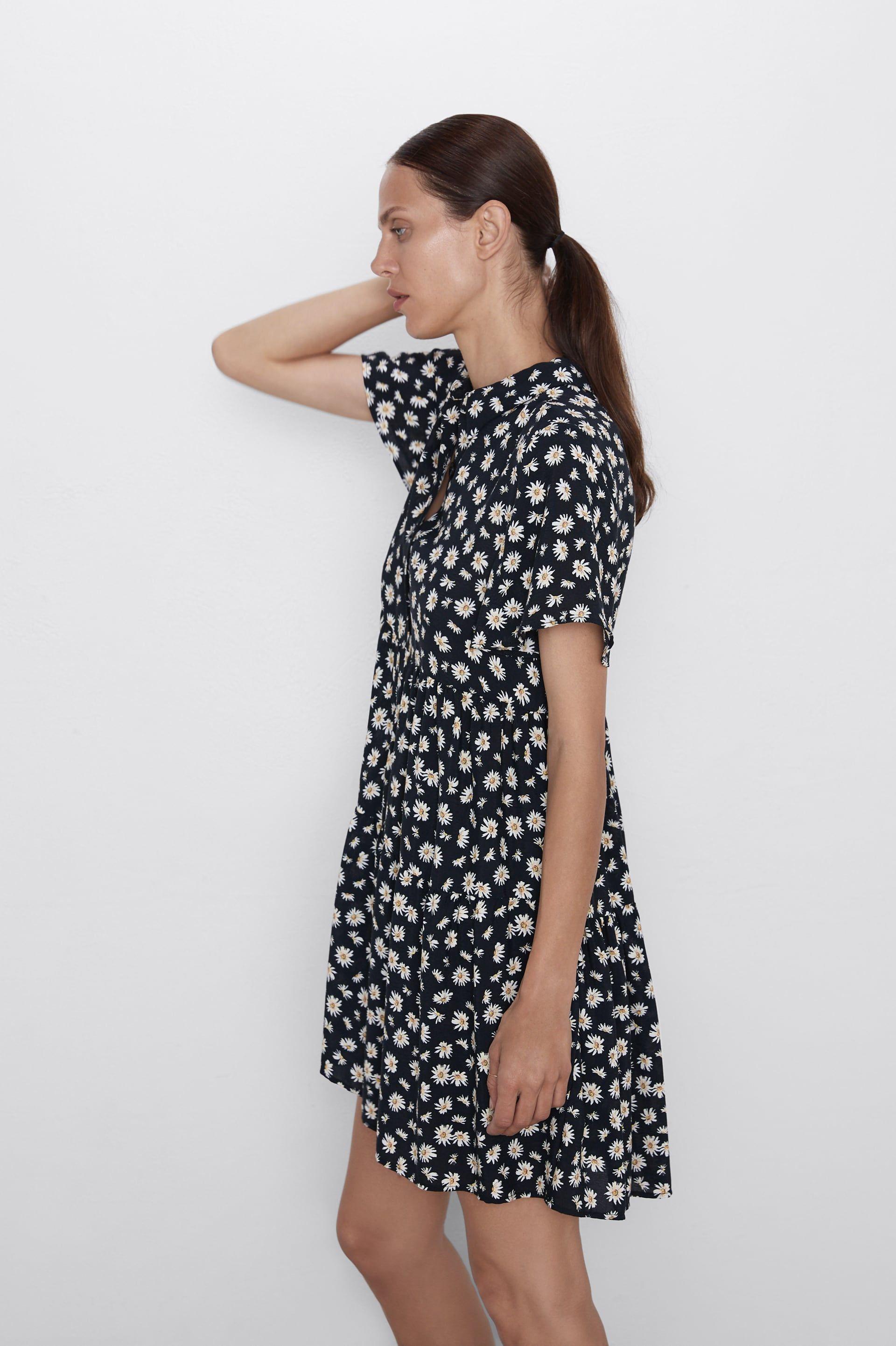 kleid mit gÄnseblÜmchenprint - alles anzeigen-kleider-damen