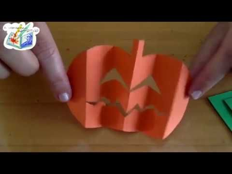 Halloween Art Lab: le zucchette