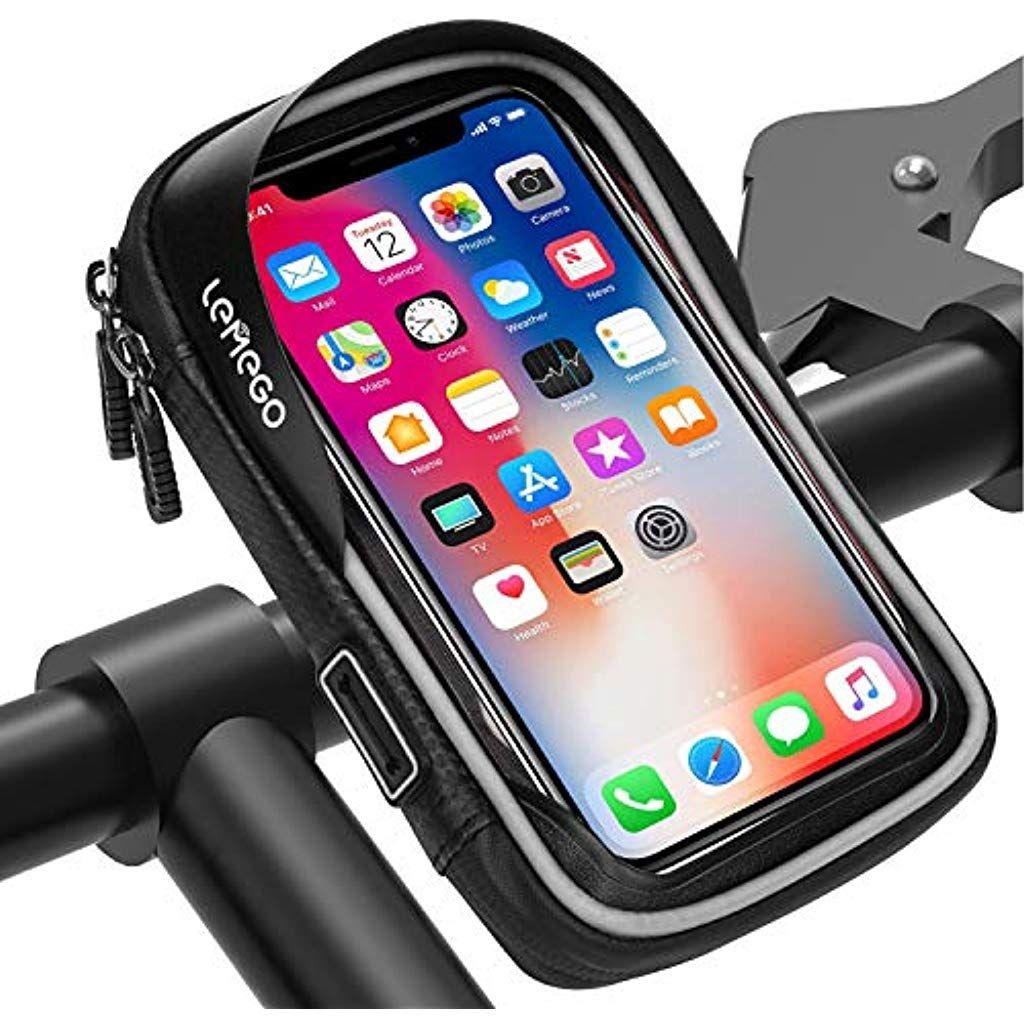 Support De Téléphone Portable Sur Bicyclette Vélo Pour Smartphone Mobile