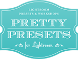 Replay of Lightroom Webinar Available - Editing in Lightroom 5 | Pretty Presets for Lightroom