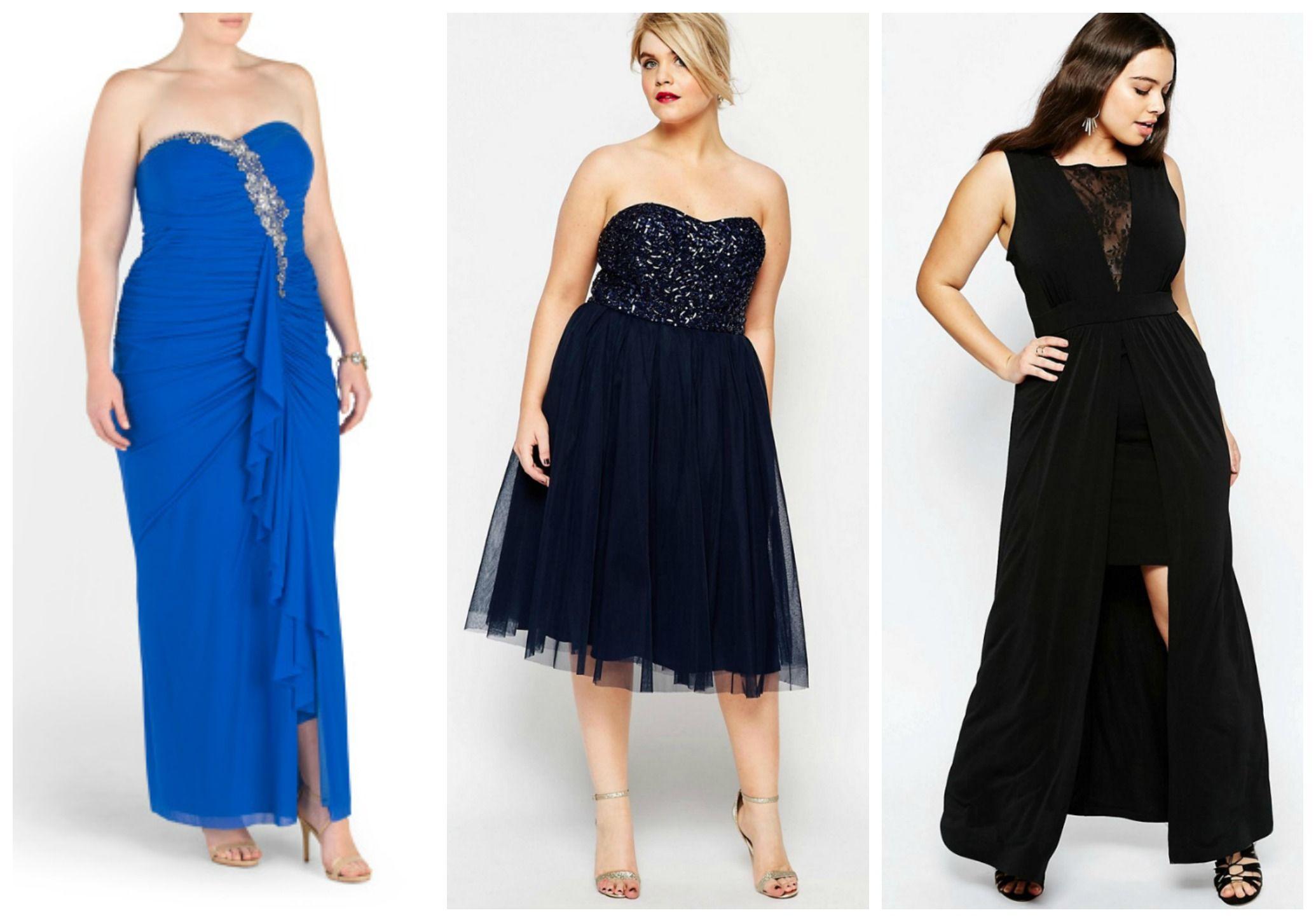 Plus size prom dresses less than beautiful dresses