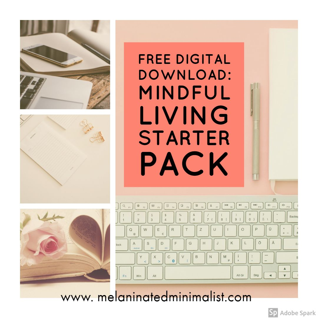 The Mindful Living Starter Pack Mindful living