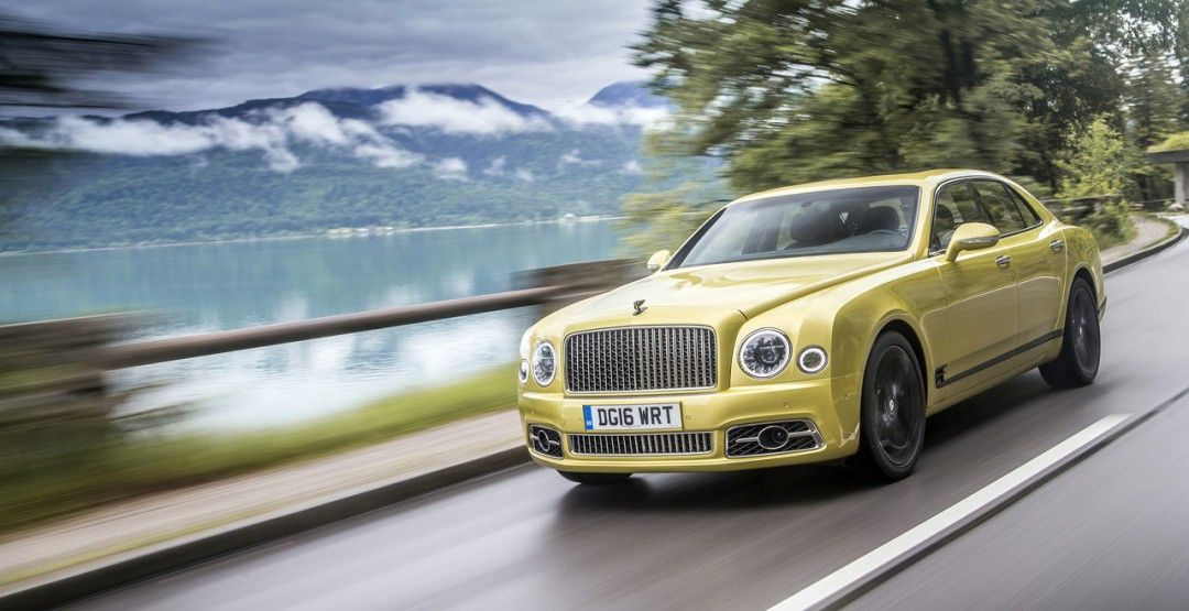 Once Upon A Time In The Land Of British Luxury Cars Luxury Cars Bentley Mulsanne Car In The World