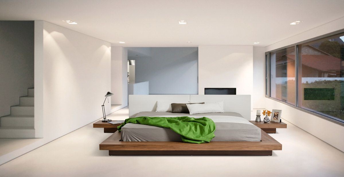 40 Serenely Minimalist Bedrooms To Help You Embrace Simple
