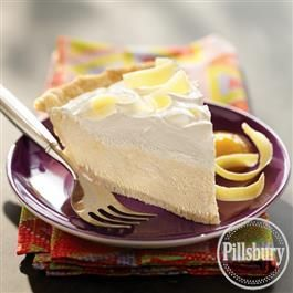 Passion Fruit Mousse Pie from Pillsbury™ Baking
