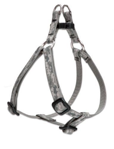 LupinePet 12Inch ACU StepIn Harness for Small Dogs 10 to
