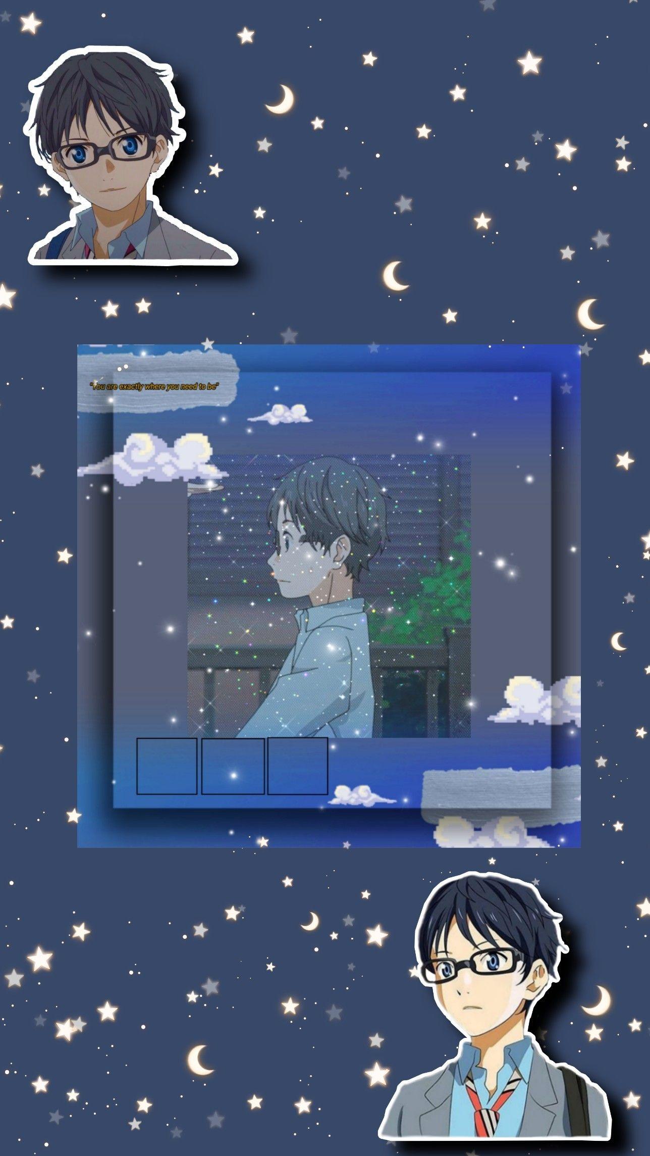 Your Lie In April Shigatsu Wa Kimi No Uso Match Icon Wallpaper Kousei Arima Your Lie In April Wallpaper You Lied Aesthetic anime wallpaper your lie in