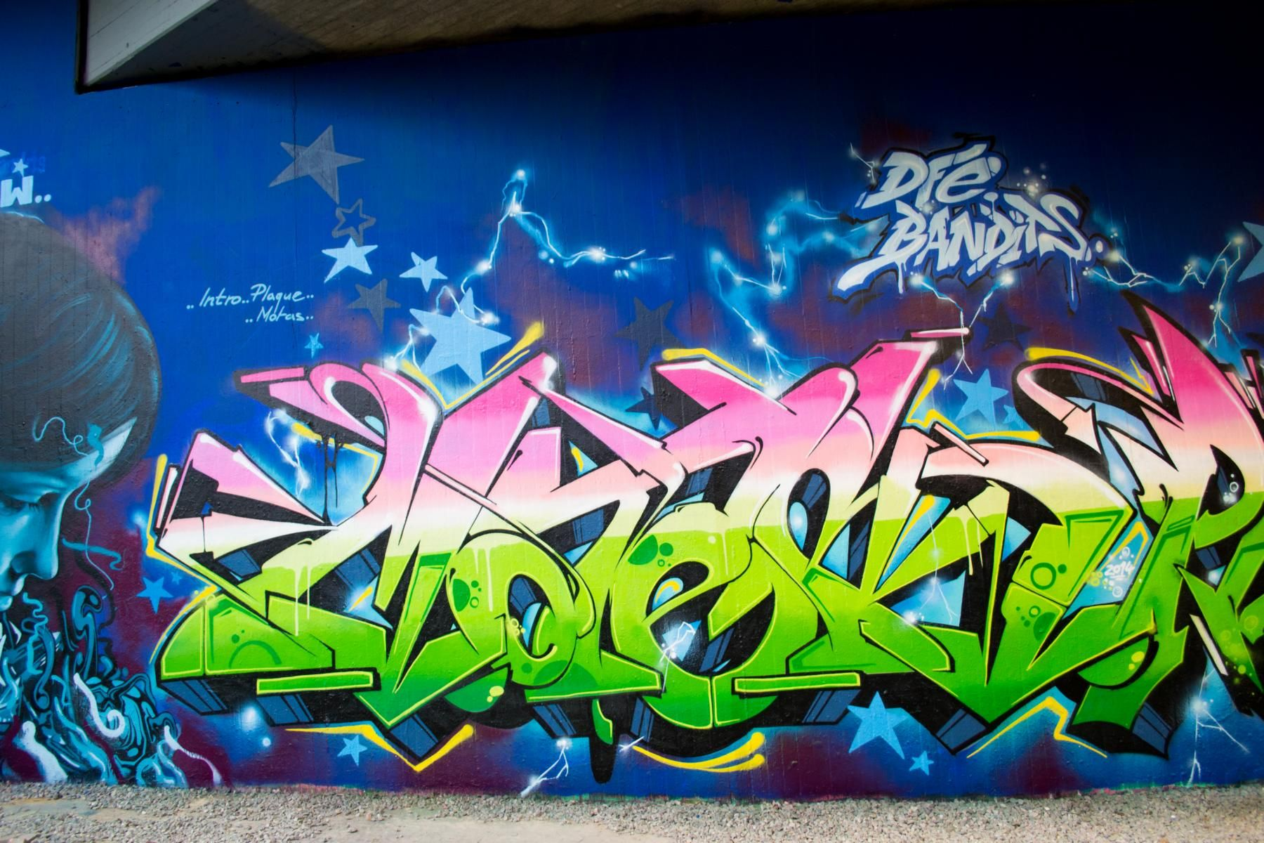 TOPTEN - Gris | Graffiti, Juxtapoz, Art