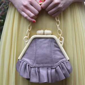 Revamped Leather Handbag, 164€, now featured on Fab.