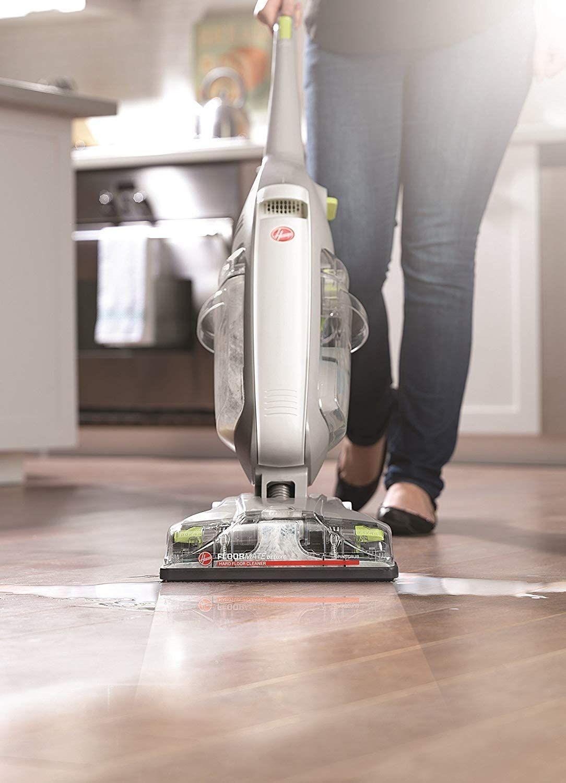 Hoover FloorMate Deluxe Hard Floor Cleaner, Wet Dry Vacuum