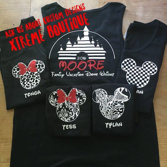 66929a0c0 First trip to disney shirt, Disney Tank Tops, family disney shirts, family  disney vacation shirts, f