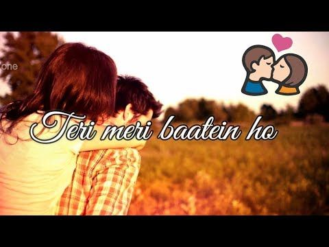 Itna Tumhe Chahna Hai ❤ || Lyrical video || New : Love