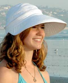 b054539c8 The Zip Off Crown Sun Visor Hat $30 - This one for the beach ...