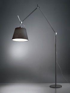 Tolomeo Mega Terra 238cm Floor Lamp Contemporary Floor Lamps Modern Floor Lamps