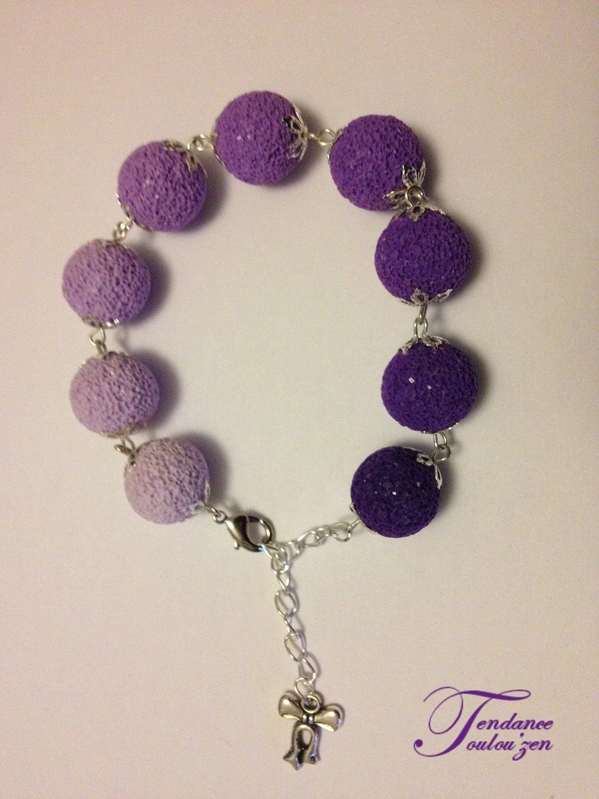 tuto fimo d butants bracelet perles d grad es et. Black Bedroom Furniture Sets. Home Design Ideas