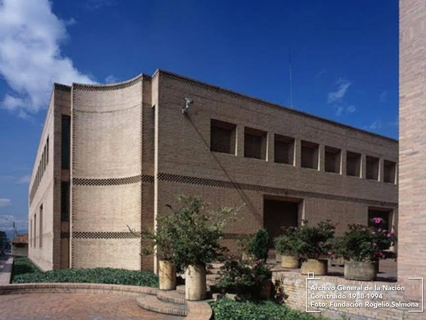 Archivo General de la Nación. Bogotá