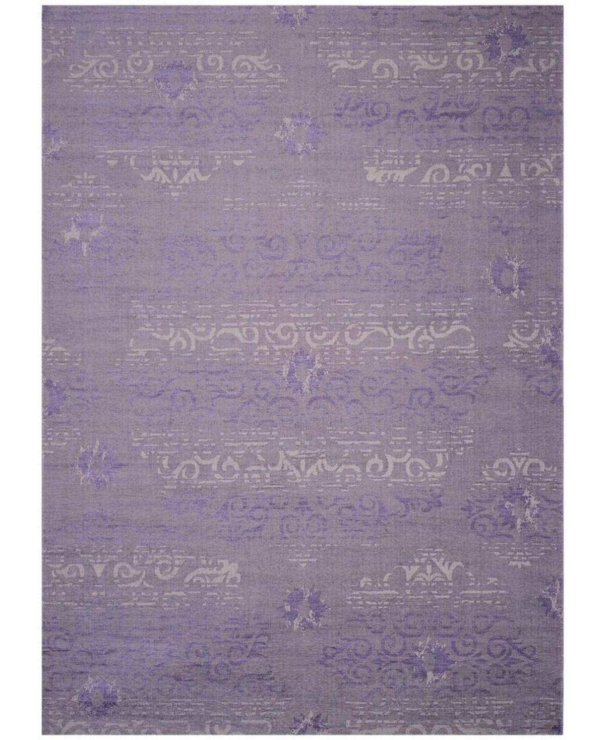 Safavieh Adirondack Cream And Purple 8 X 10 Area Rug Purple