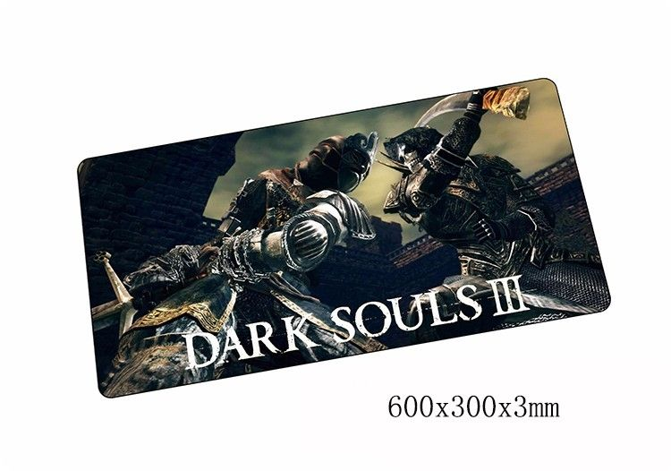 Dark Souls mousepad best 60x30cm gaming mouse pad gamer mouse mat ...