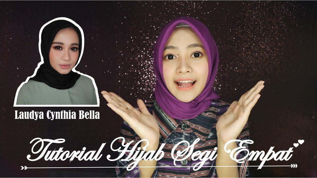 Tutorial Hijab Segi Empat Bahasa Inggris