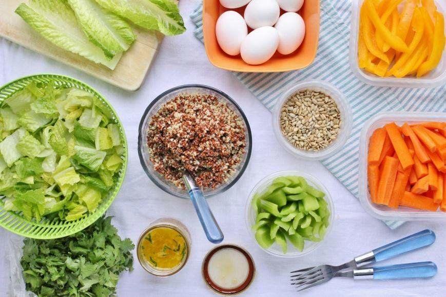 меню низкокалорийных блюд для похудения