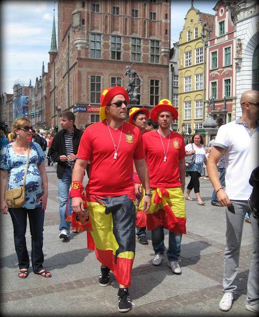 Euro 2012, Gdansk  © Lena Pelowska