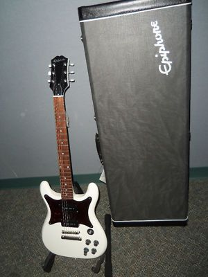 Epiphone Made In USA 1962 Wilshire Reissue