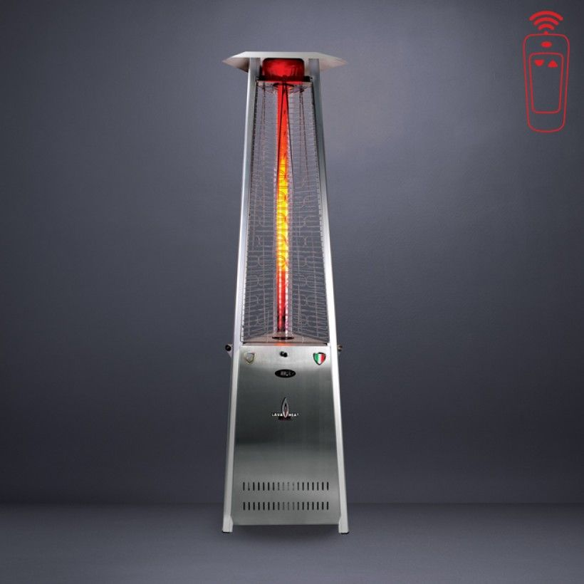The Commercial Grade Outdoor Heater That Revolutionized The Industry!  Originally Designed And Engineered In Italy