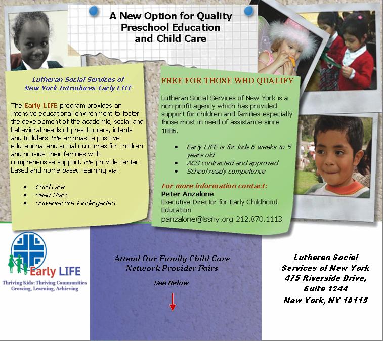 Lutheran Social Service Of New York Lssny Profile Pinterest
