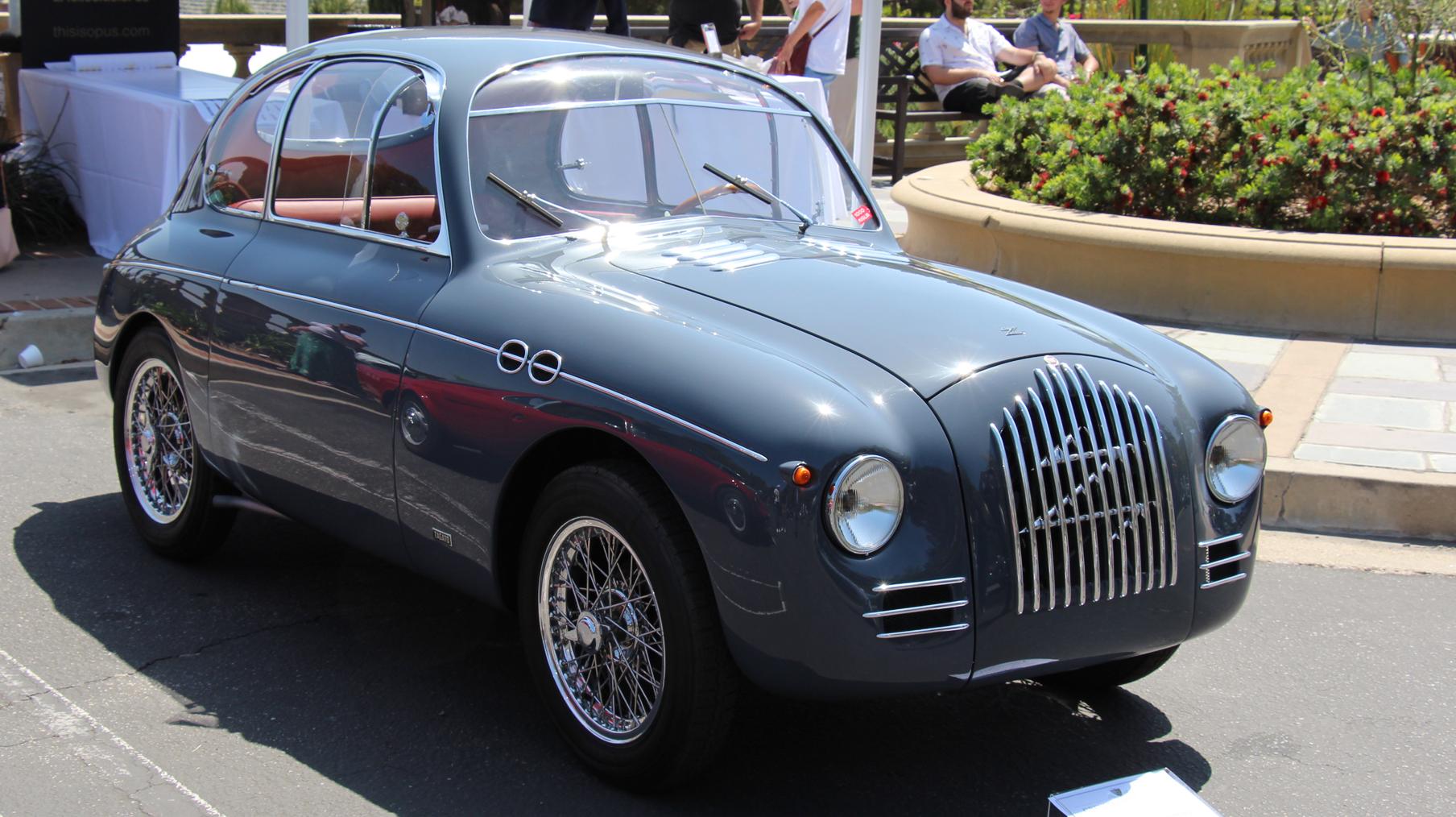 FIAT 750MM Panoramica 1949