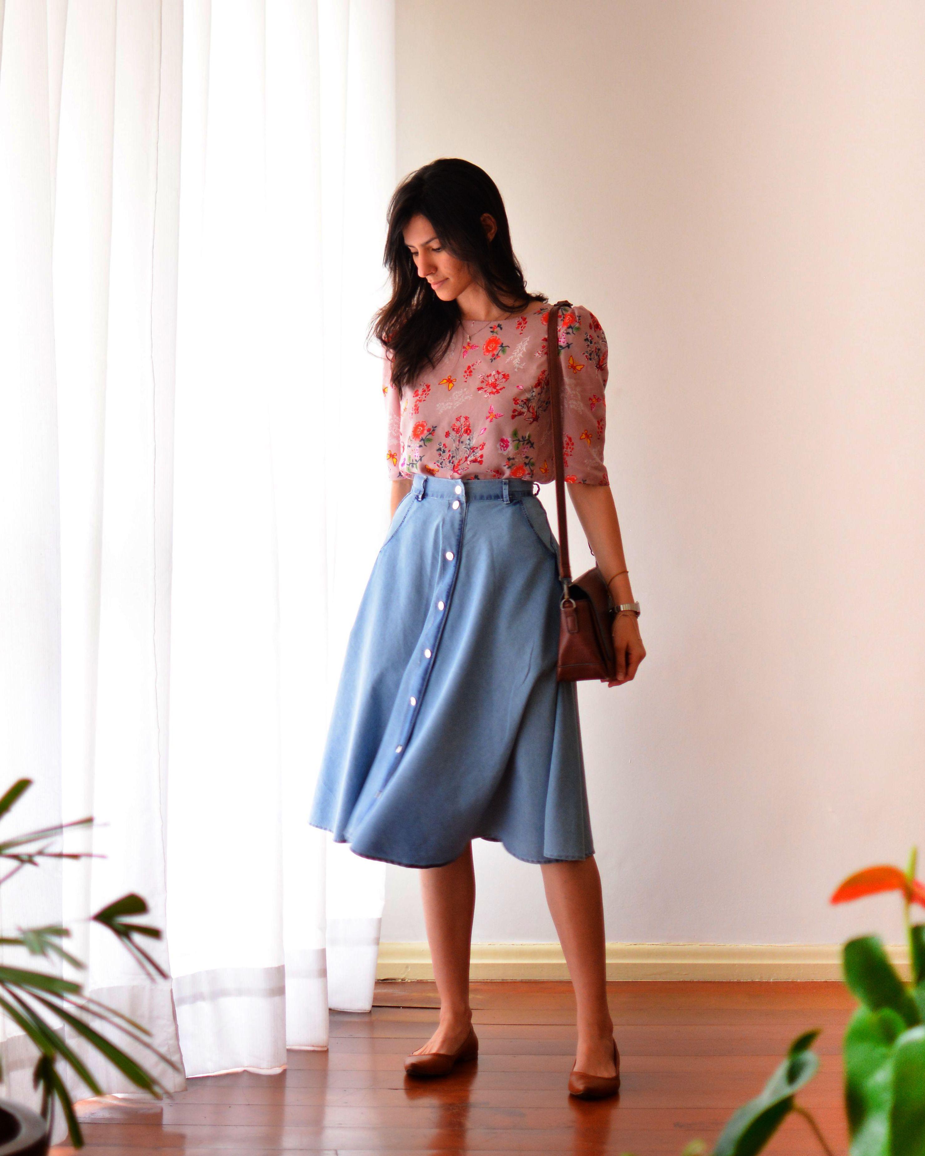 Lark Ro Womens Shoulder Sleeveless Cute Skirt Outfits Modest Outfits Modesty Dress