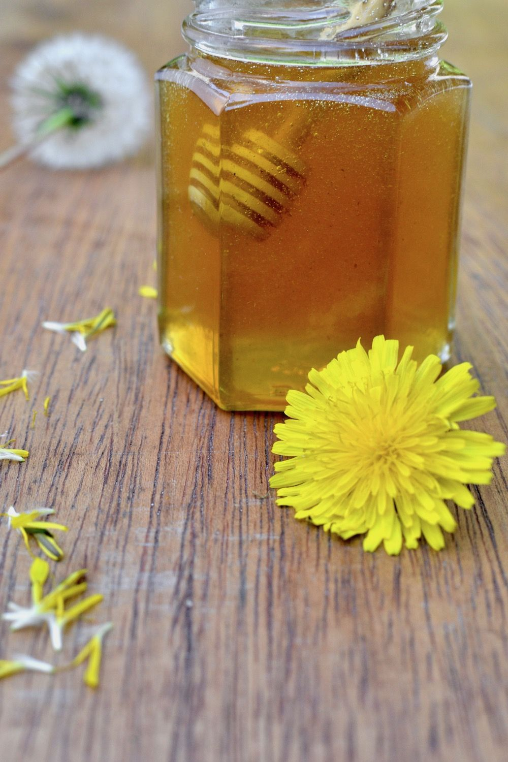Vegan Dandelion Honey Recipe Honey Recipes Vegan Honey Recipe Honey