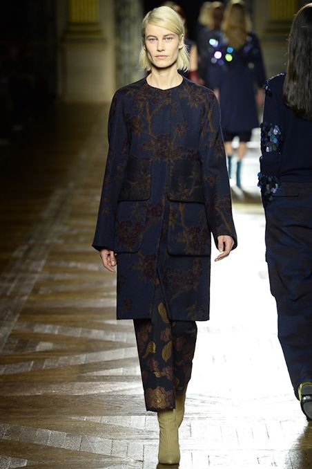 Dries Van Noten - Fall 2015 Ready-to-Wear - Look 21 of 69