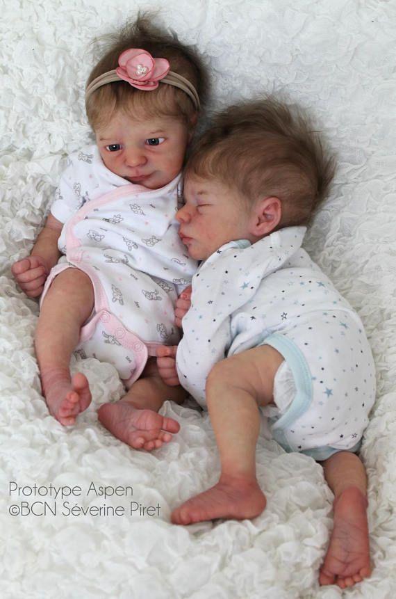 Made to Order Cloth body Reborn Baby Boy Leif | Bambole reborn