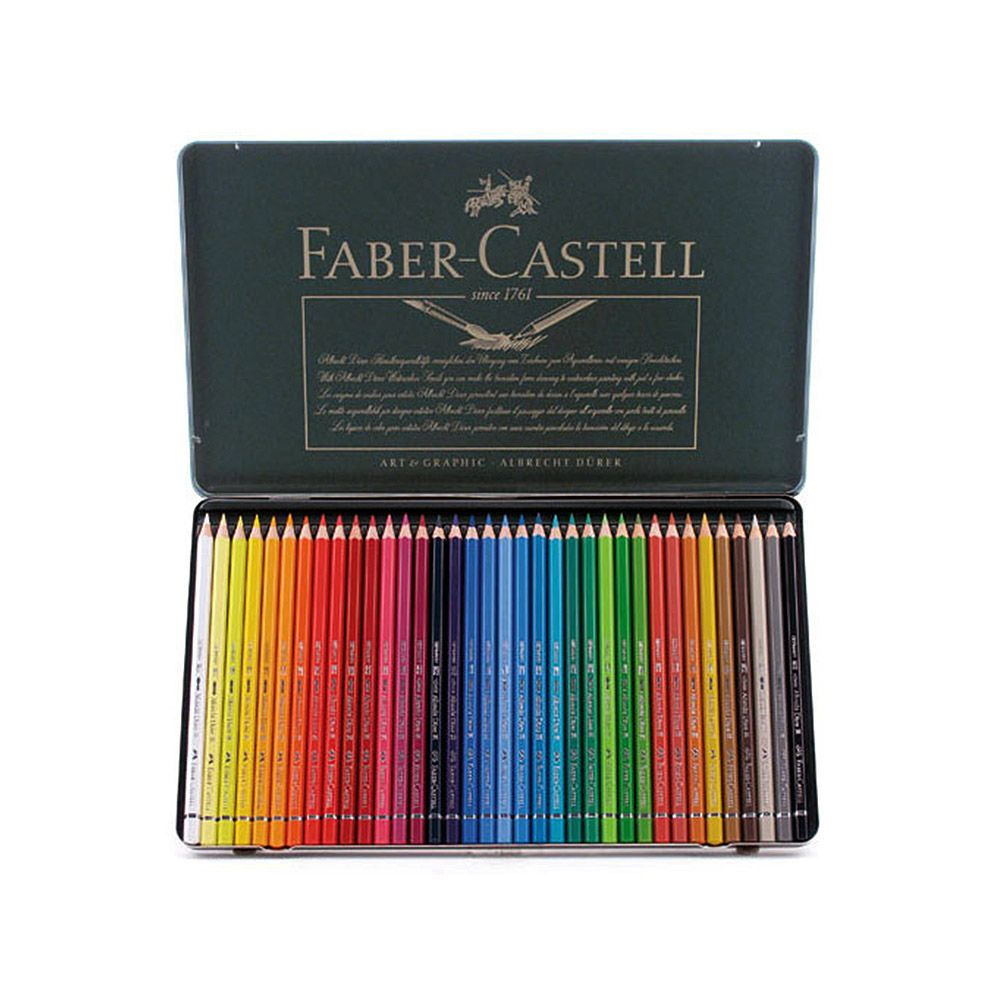 Faber Castell Albrecht Durer Watercolor Pencil Sets