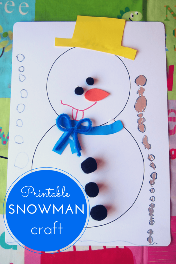 31+ Printable christmas crafts for toddlers ideas in 2021