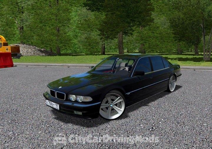Bmw 750il E38 City Car Driving Mods Place Ccdmods Download Ccdmods