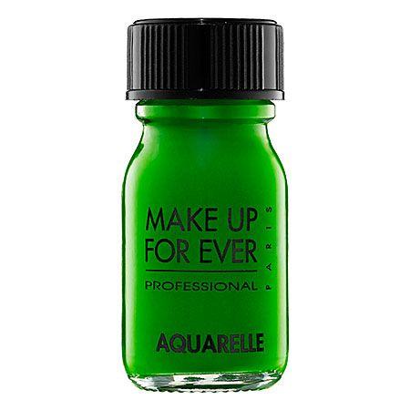 Make Up For Ever Aquarelle A Unique Face Paint In Vivid Apple
