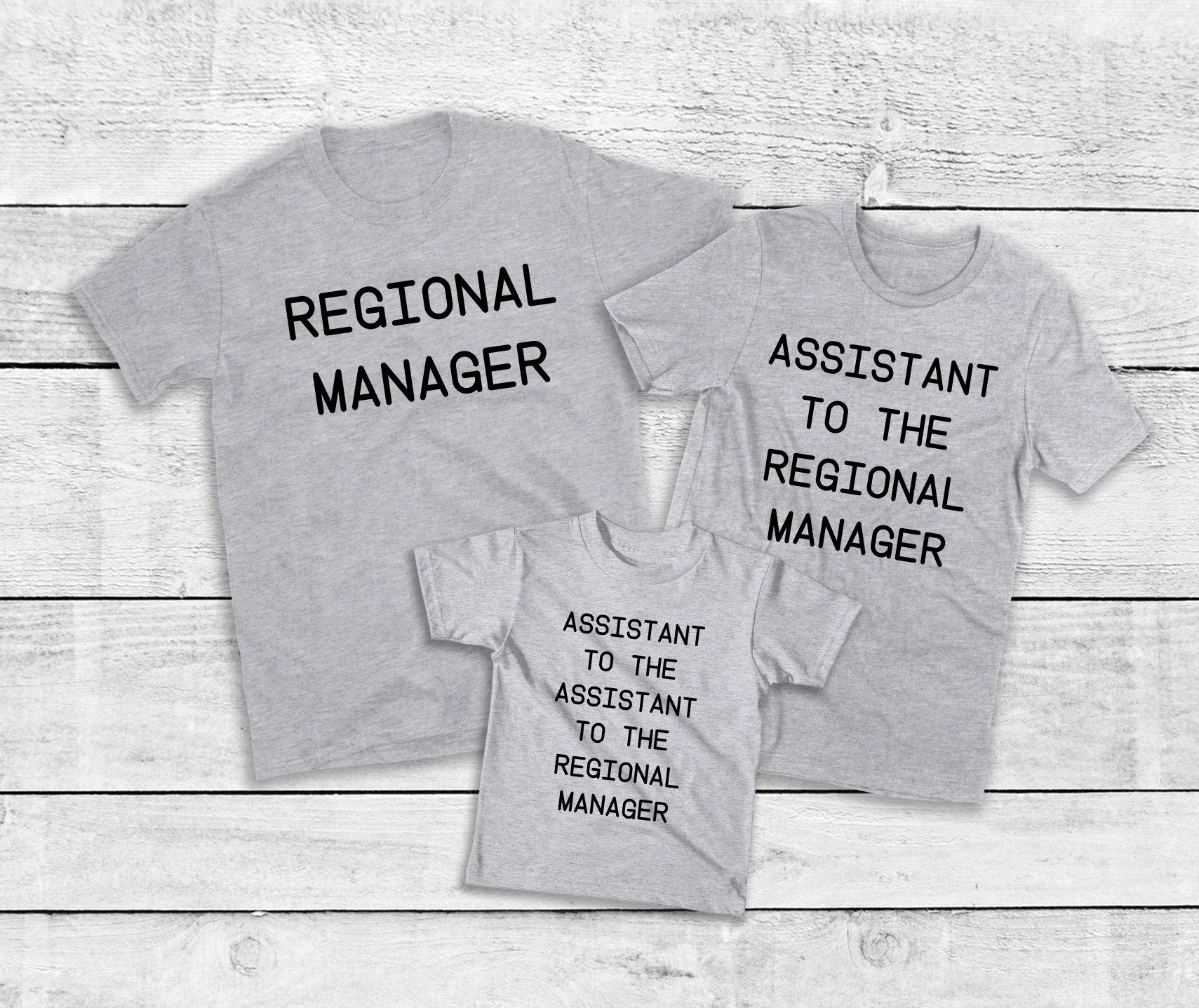 Assistant To The Regional Manager The Office Unisex Toddler T-Shirt